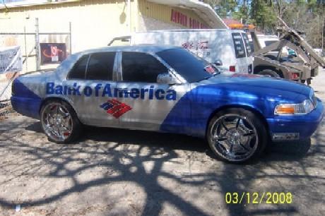 BofA car